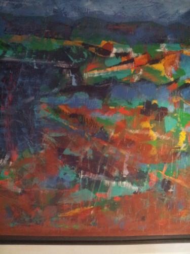 Peinture, œuvre d'art par Serge Boué - Kovacs